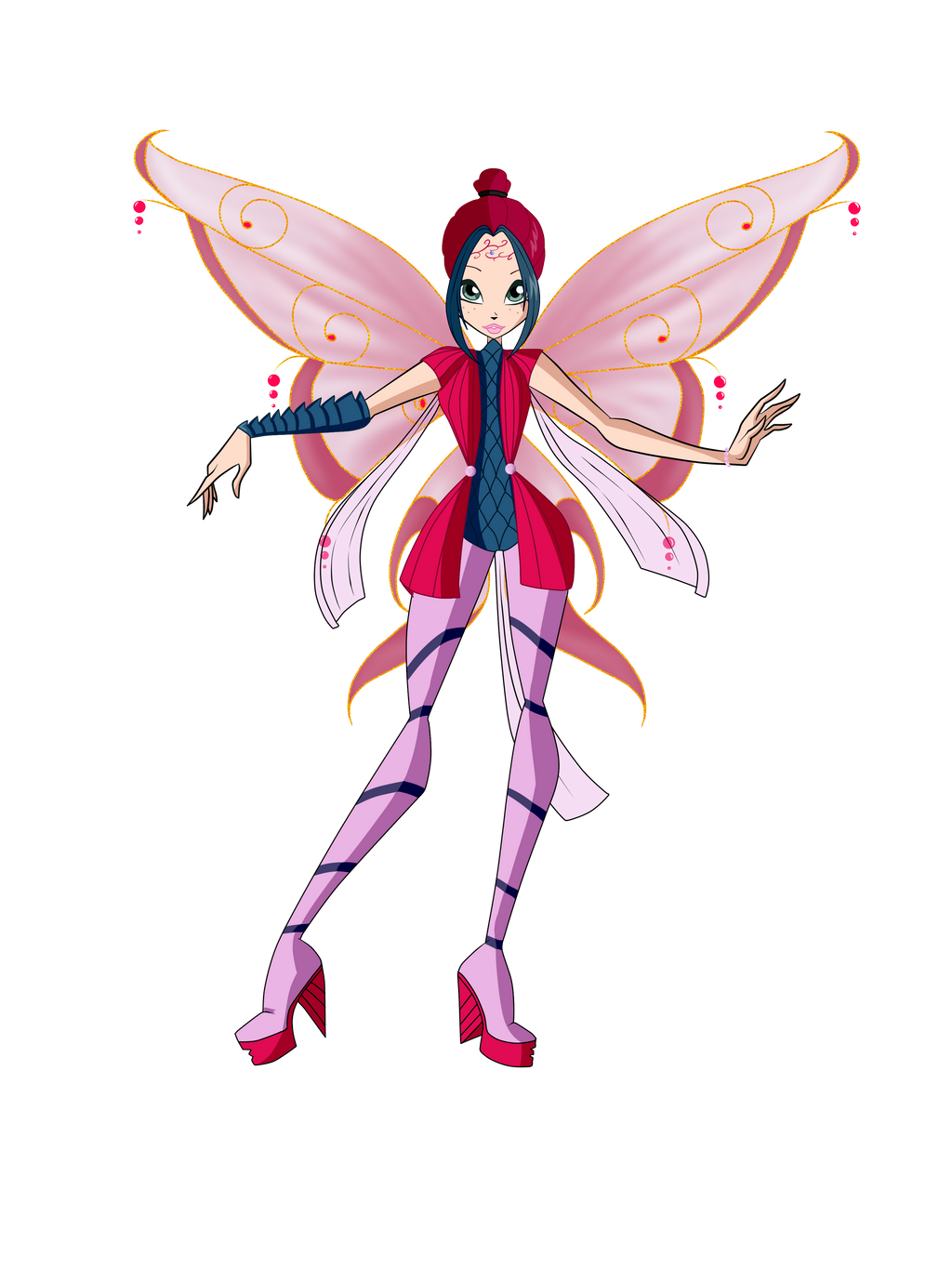 Winx 6 mirta bloomix by gerganafen on deviantart - Winx magic bloomix ...