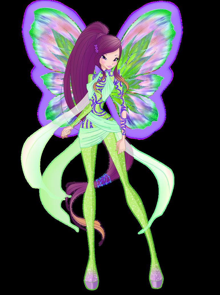 World of Winx: Roxy Dreamix by Gerganafen