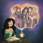 Power Girls: Memories about a Frozen Hazard by Gerganafen