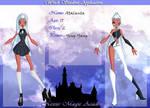 Nexus Magic Academy: Atalanta Witch Application