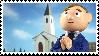 Moral Orel Stamp by deviantinvader