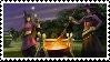 RuneScape Halloween 2008 Stamp by deviantinvader