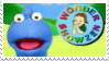Wonder Showzen Stamp by deviantinvader