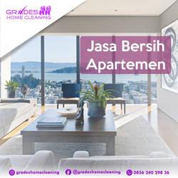 Cleaning Service Apartemen Bandung by jasabersihrumahbdg