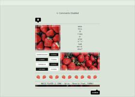 F2U | i luv u berry much! by codear