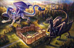 How about Humans and Dragons game?