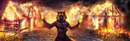 Taste my Wrath by Red-IzaK