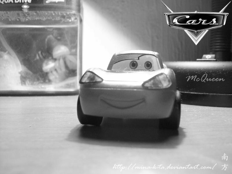 McQueen by mina-K-ta