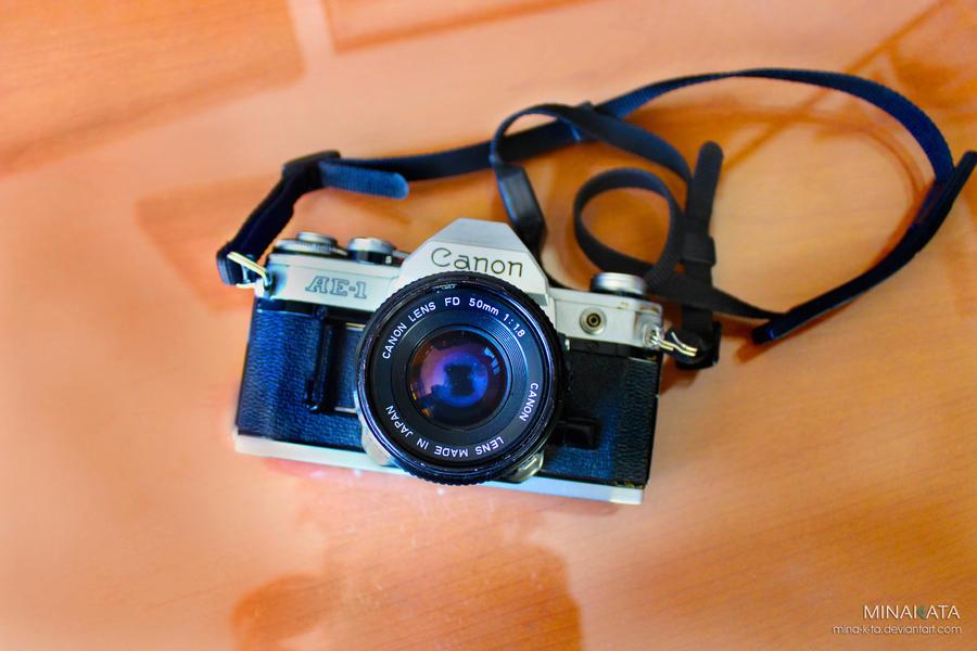 Canon by mina-K-ta
