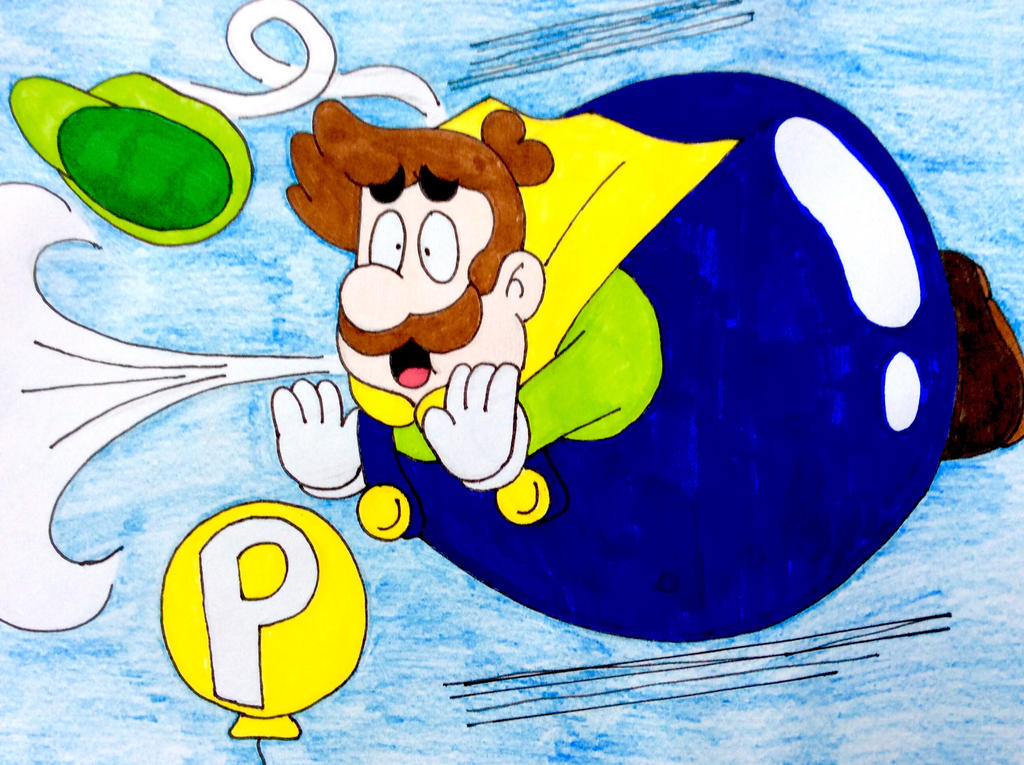 P Balloon: P-Balloon Time Out By Iwatchcartoons715 On DeviantArt