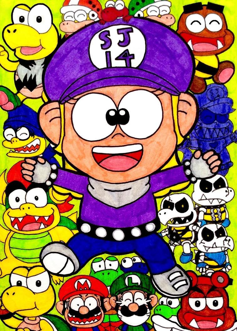 SJ14 Adventures by Iwatchcartoons715