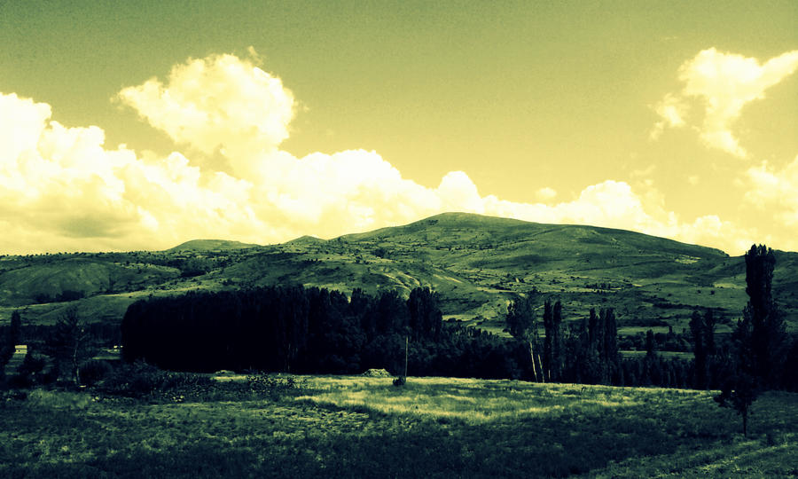 Karsigecit Village 3 by qimoo