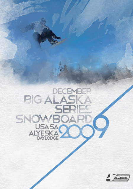 Snowboarding Mock-Up Ad by Slim-Shorty