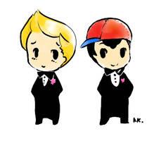 Golden Boys by Kiyokouu