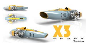 Shark X3
