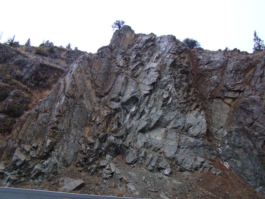 Cliff face by Anakmoon-Stockage