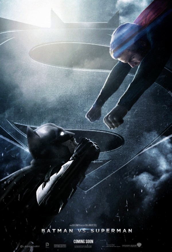 Batman vs Superman 2015