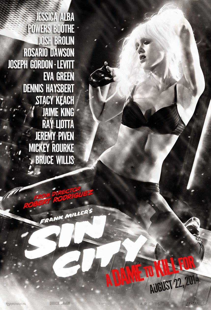 Announcement: Sin City: A Dame to Kill For (2014)