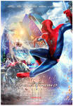 The Amazing Spider-Man 2 (2014) - Alternate Poster
