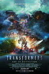 Transformers: Age of Extinction (2014) - Poster