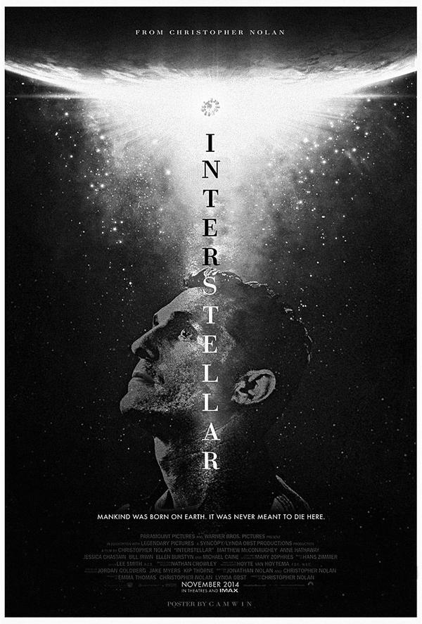 Interstellar Poster Interstellar  2014