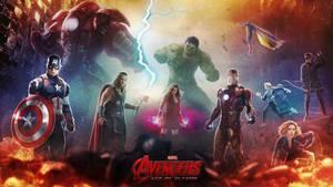 Avengers: Age Of Ultron Wallpaper