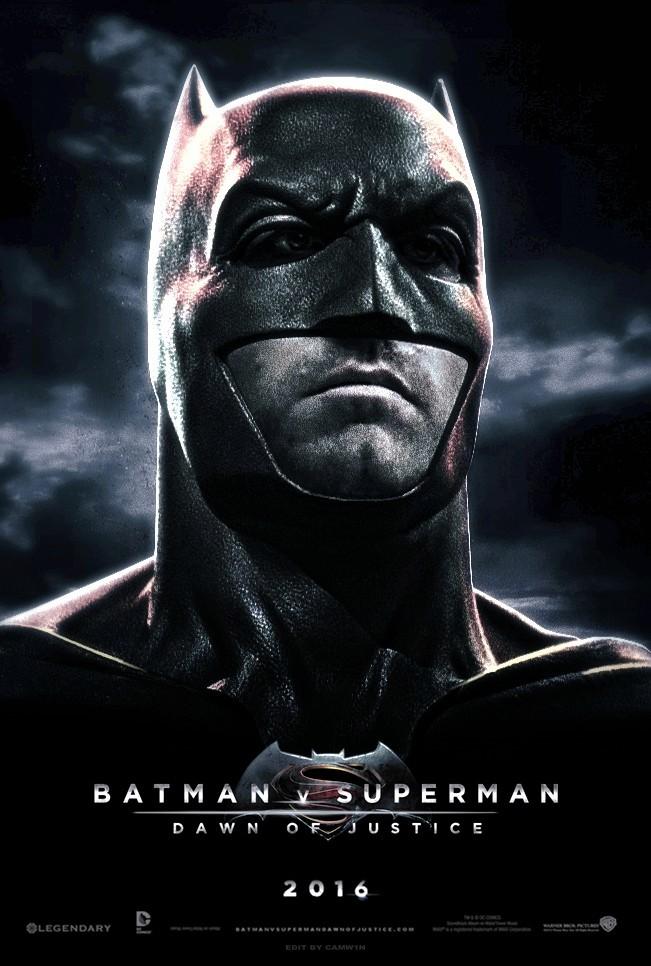 علان فيلم batman superman