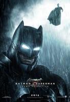 Batman V Superman Dawn of Justice - Poster 10 by CAMW1N