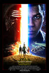 Star Wars: The Force Awakens (2015) - Poster