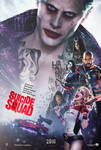 Suicide Squad (2016) - Theatrical Poster