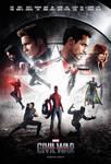 Captain America: Civil War (2016) - Poster # 4