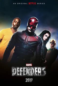 The Defenders (2017) - Teaser Poster