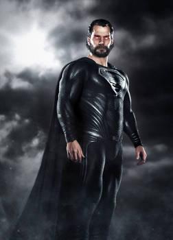 Justice League (2017) - Superman Poster