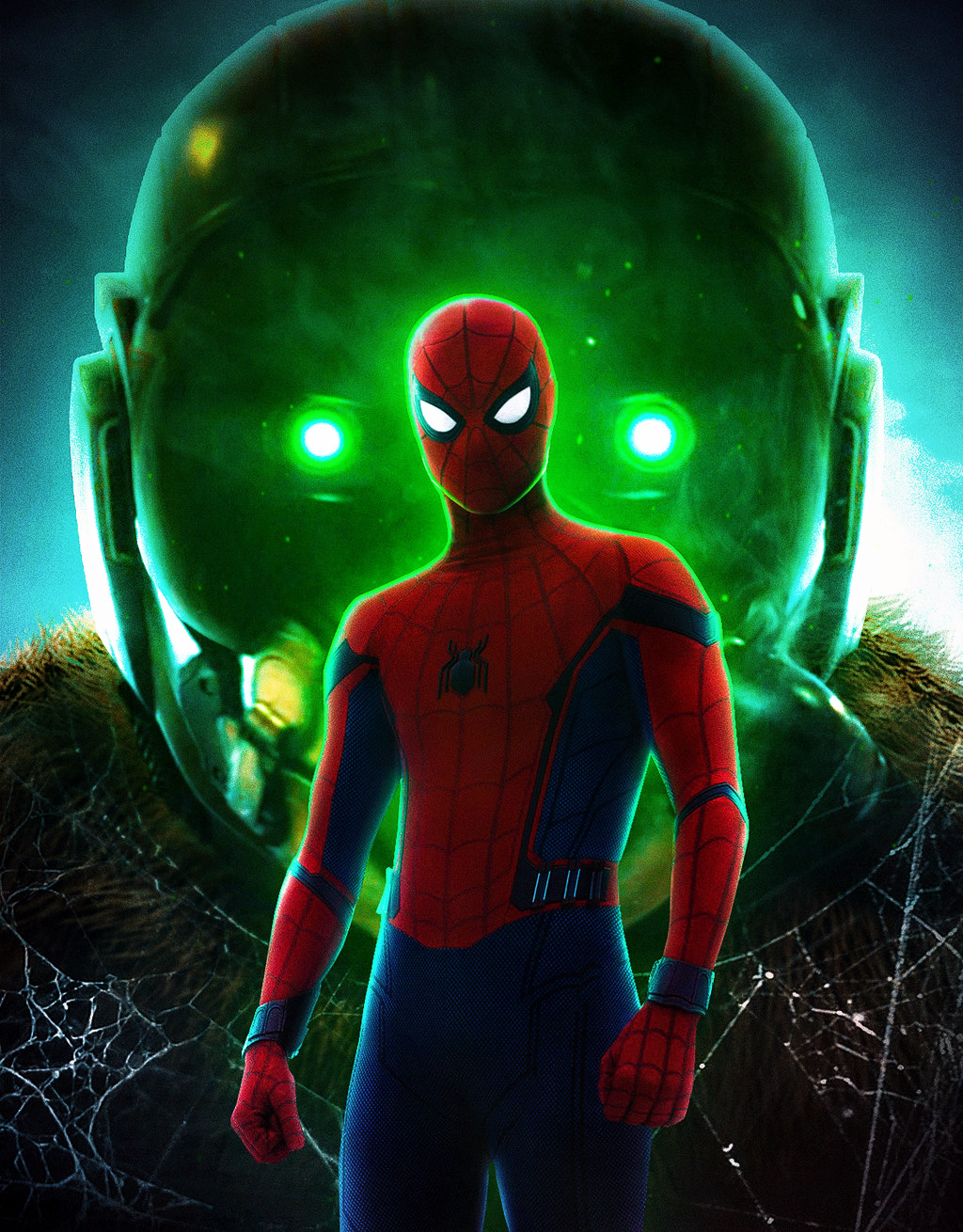 Spider-Man: Homecoming (2017) Poster 1 by CAMW1N on DeviantArt