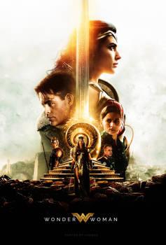 Wonder Woman (2017) - Poster 2