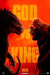 Godzilla Vs. Kong (2020) - Poster 5