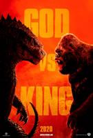 Godzilla Vs. Kong (2020) - Poster 5 by CAMW1N