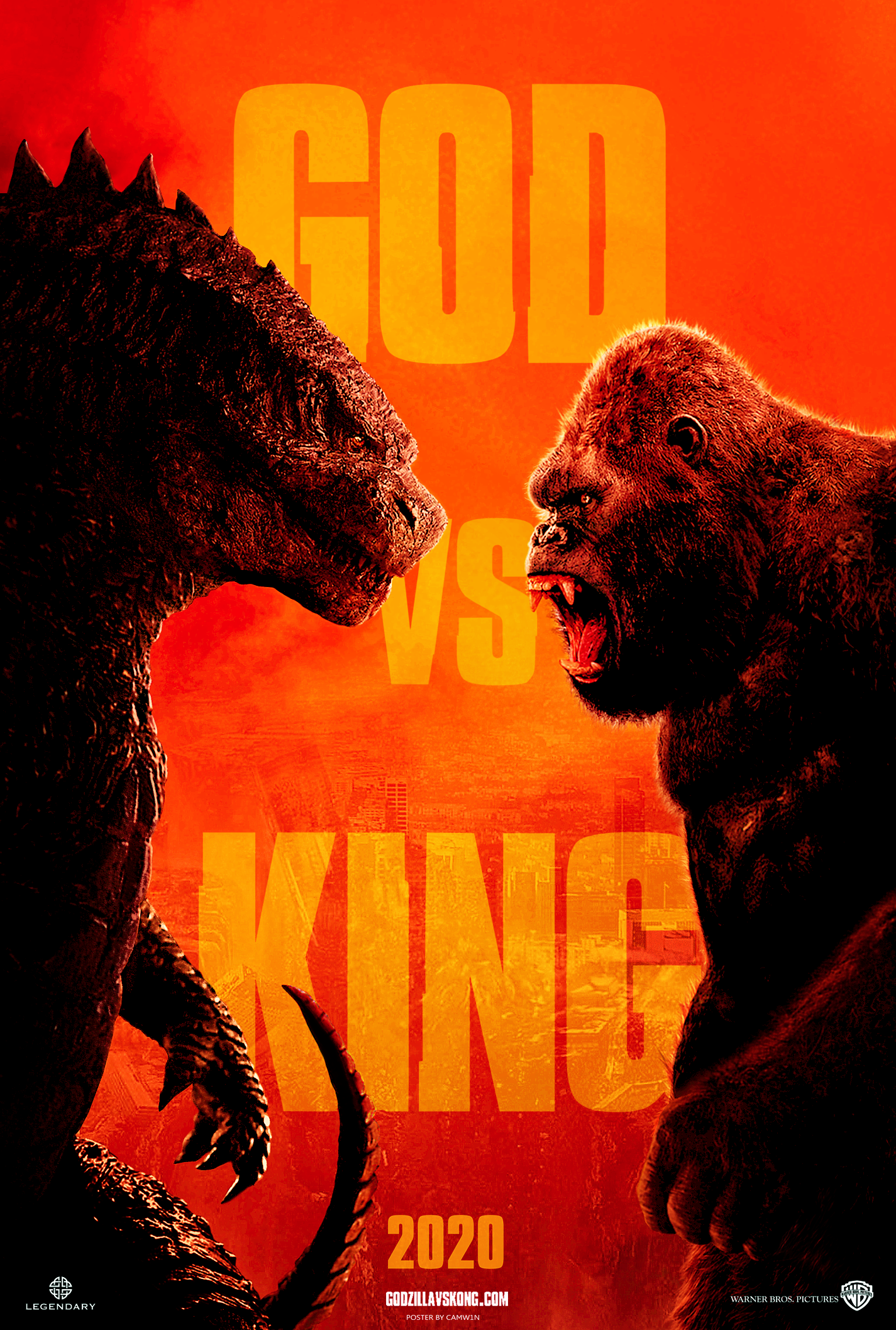 GODZILLA KONG favourites by MnstrFrc on DeviantArt