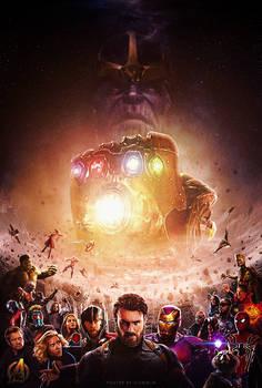 Avengers: Infinity War (2018) - Poster