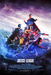 Justice League Poster 2017