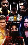 The Defenders (2017) - Netflix Poster 3