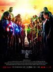 Marvel Vs DC - Theatrical Poster