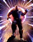 Avengers: Infinity War (2018) - Thanos Poster 2