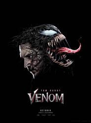 Venom (2018) - Poster 3