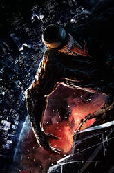 Venom (2018) Poster 3