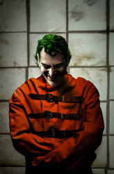 Joker (2019) Joaquin Phoenix Poster by CAMW1N