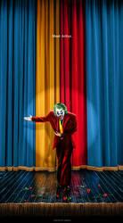 Joker (2019) - Fan Poster by CAMW1N
