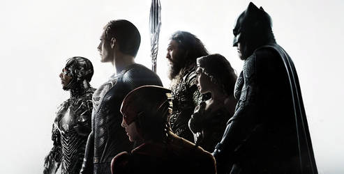 Zack Snyder's Justice League Poster (2021)