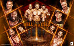 WWE Hell In A Cell 2013 Wallpaper