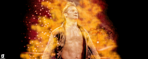 Chris Jericho Banner